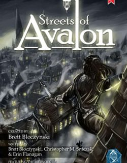 Streets of avalon cover